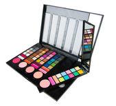 Professional beauty make up kit — Stock Photo