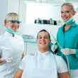Royalty-Free Stock Photo: Scene in dentist office