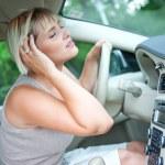 koeling in de auto — Stockfoto #19723673