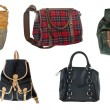 Woman bags — Stock Photo