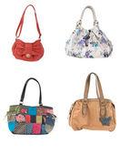 Stranden handväskor — Stockfoto