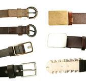 Belt buckles — Stock Photo