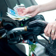 Gas price — Stock Photo #19796779