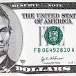 Five dollar bill — Stock Photo
