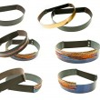 Collection of wombelts — Stock Photo #19909761