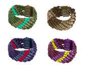 Collection of bracelets — Stock Photo
