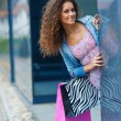 Woman shopping — Stock Photo #21412025