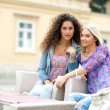 Two woman friends — Stock Photo #21415587