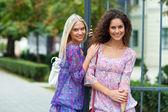 Woman friends — Stock Photo