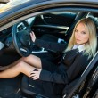 Woman driver — Stock Photo #21421265