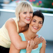 Two mature woman friends — Stock Photo #22308123