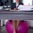 Business woman — Foto de Stock