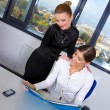 Two businesswoman — Stock Photo #26044749