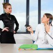 Two businesswoman — Foto de Stock