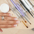 Manicure tools — Stock Photo #26320147