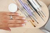 Manicure tools — Stockfoto