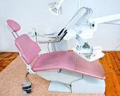 Dentist chair — Zdjęcie stockowe