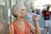 Trinkwasser — Stockfoto
