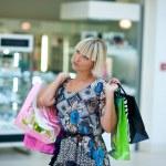 Woman shopping — Stock Photo #26580821