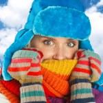 Winter woman — Stock Photo #26581643