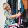 Nothing to wear — Stock Photo