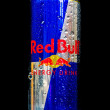 Stock Photo: Red bull