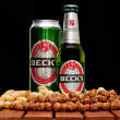 Beck's beer — Stock Photo