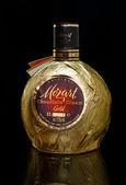 Mozart chocolate liqueur — Stock Photo