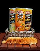 Pringles chips — Stock Photo