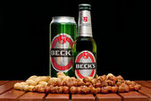 Beck's beer — Stockfoto
