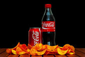 Coca cola — Stock Photo