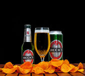 Beck's beer — Foto de Stock