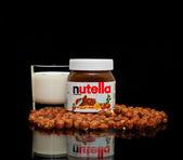 Nutella — Stock Photo