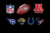 NFL american football — Stock Photo