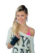 Teen dziewczyna — Zdjęcie stockowe