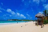 Tropican beach — Stock Photo