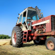 Old Farm Tractor — Stock Photo #27137691