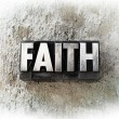 Faith — Stock Photo