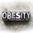 Obesity — Stock Photo #31900155