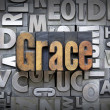 Stock Photo: Grace