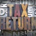 Постер, плакат: Tax Return