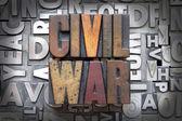 Civil War — Stock Photo