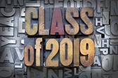 Classe di 2019 — Foto Stock