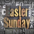 Easter Sunday — Stock Photo