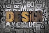 Design — Stock Photo