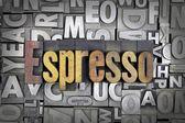 Espresso — Stok fotoğraf