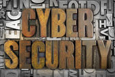 Cyber Security — Foto Stock