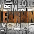 Stock Photo: ELearning