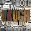 Stock Photo: Laugh