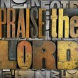 Praise the Lord — Stock Photo #41712157